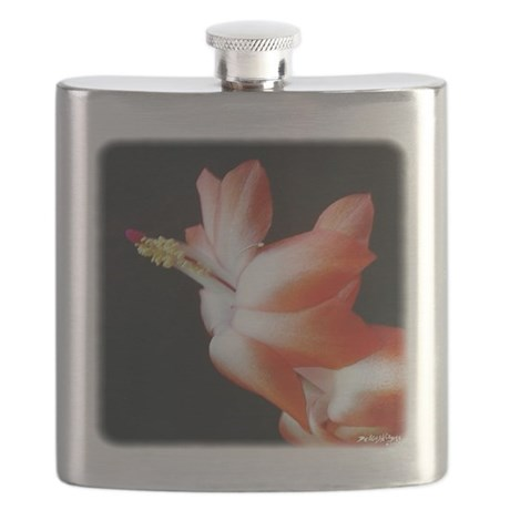 Christmas Cactus Flask