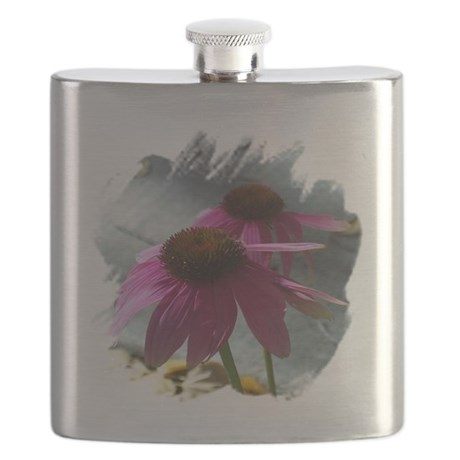 Windflowers Flask