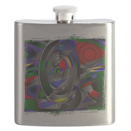 Abstract 002a Flask
