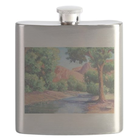 Summer Canyon Flask