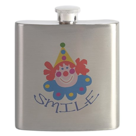 clown Flask