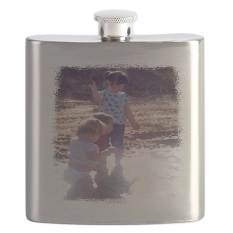River Fun Flask