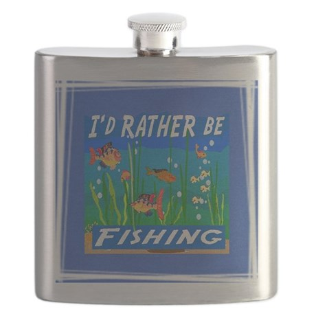 Fishing Flask