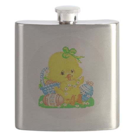 Duckling Flask