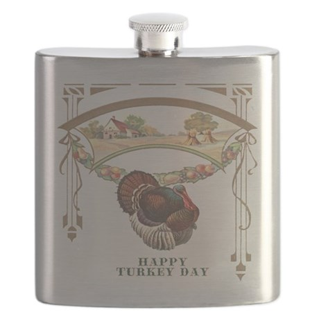turkey3blk.png Flask