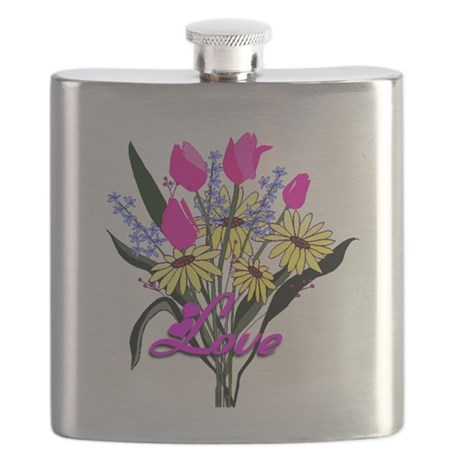 bouquet Flask