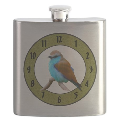 Clocks Flask