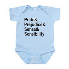 Austen Titles Infant Bodysuit