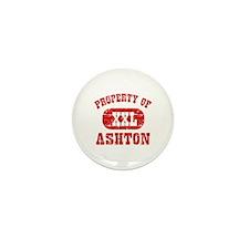 Property Of Ashton Mini Button (100 pack)
