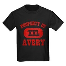 Property Of Avery T