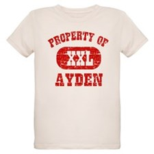 Property Of Ayden T-Shirt