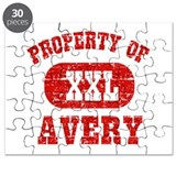 Property Of Avery Puzzle
