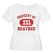 Property Of Brayden T-Shirt
