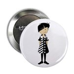"""Cool Mod Girl 2.25"""" Button (100 pack)"""