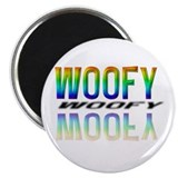 WOOFY MAGNET