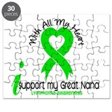 With All My Heart Lymphoma Puzzle