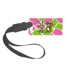 Dashing Dapples Luggage Tag