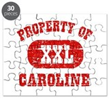 Property Of Caroline Puzzle