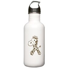 Giraffe Water Bottle