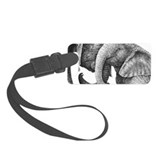 Elephant luggage tags Travel Accessories