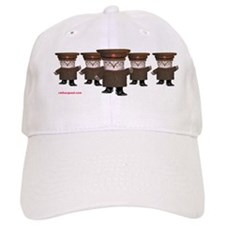 Soviet Red Army Kittens Baseball Cap