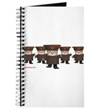 Soviet Red Army Kittens Journal