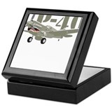 US P-40 Warhawk Keepsake Box