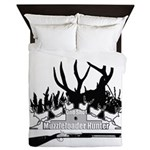 Muzzleloader Hunter Queen Duvet