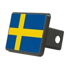 Flag of Sweden Hitch Cover