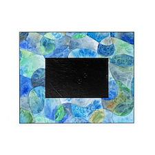 Aquatic Watercolor Picture Frame