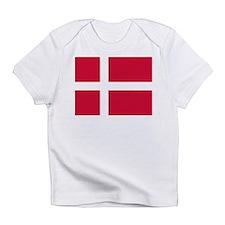 Flag of Denmark Infant T-Shirt