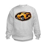 Diablo car shirt Crew Neck