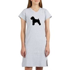 Wheaten Terrier Women's Nightshirt