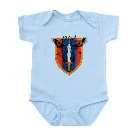 293rd logo Infant Bodysuit