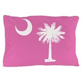 SC Palmetto Moon Pillow Case