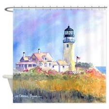 Cape Cod Light Shower Curtain