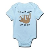 Not Lazy Sloth Onesie