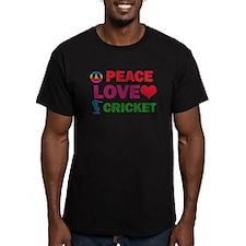 Peace Love Cricket Designs T