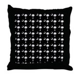 SC Palmetto Moon Throw Pillow