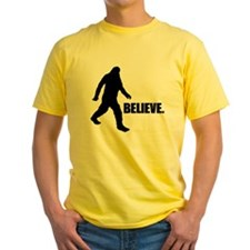 BELIEVE IN BIGFOOT T