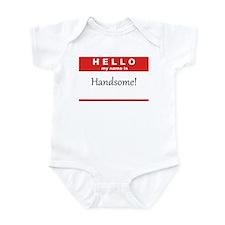 Handsome Infant Bodysuit