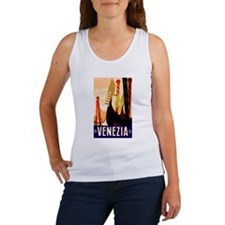 Venice Travel Poster 1 Women's Tank Top