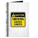 Smoking Warning Journal