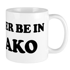 Rather be in Bamako Mug