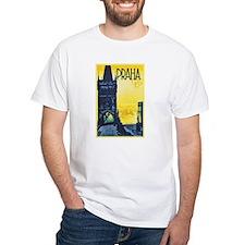 Prague Travel Poster 1 Shirt