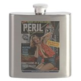 PERIL, March 1962 Flask