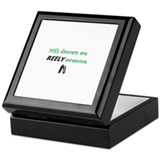 Irish Dancers REELY Awesome Keepsake Box