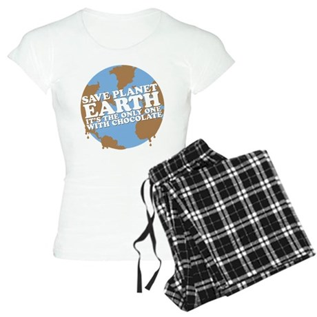 save earth Women's Light Pajamas