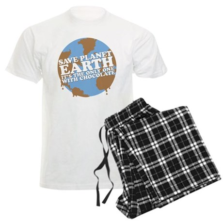 save earth Men's Light Pajamas