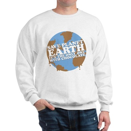 save earth Sweatshirt